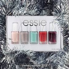 enter to win an essie limited edition holiday collection kit