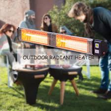 electric outdoor patio heater commercial patio heaters promotion shop for promotional commercial