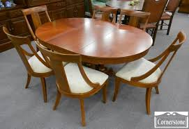 Ethan Allen Leather Chairs Dining Room Ethan Allen Table And Chairs For Sale Ethan Allen