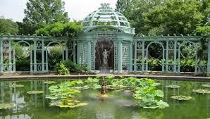 Westbury Botanical Gardens Northeast Gardening A Visit To Westbury Gardens