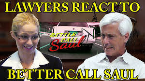 Better Call Saul Meme - real life saul goodman reacts to better call saul youtube