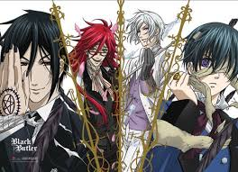 Seeking Saison 1 Episode 1 Vostfr Great Eastern Entertainment Black Butler Sebastian