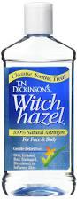 amazon com dickinson brands hazelet witch hazel pad pack of 1