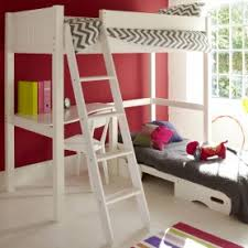 High Sleeper With Desk And Futon Children U0027s High Sleeper Beds High Sleepers For Kids Aspace