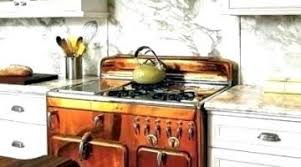 copper colored appliances fabulous copper kitchen appliances ideas ideas p antique