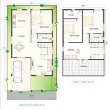 Inspiring Ideas 5 Duplex House Plans For 30x50 Site East Facing My