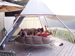 floating indoor hammock bed u2014 interior exterior homie special