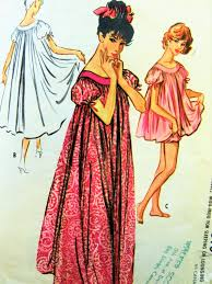 35 best vintage and sleepwear patterns images on
