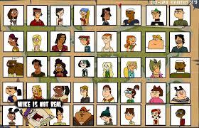 Favorite Character Meme - total drama favorite characters meme by tdialex11 on deviantart