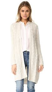 cupcakes and cashmere neil cable knit cardigan shopbop