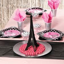 interior design amazing paris themed table decorations wonderful