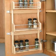 carousel spice racks for kitchen cabinets wall mounted spice cabinet with doors rootsrocks club