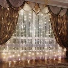 compare prices on christmas lights curtains online shopping buy