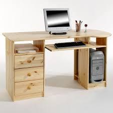bureau en pin massif bureau pin massif pas cher