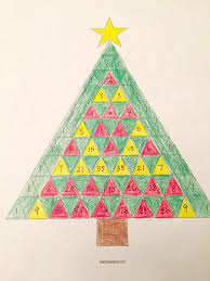 pascal s triangle tree math teach beside me