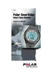 polar smartedge manuals page 4
