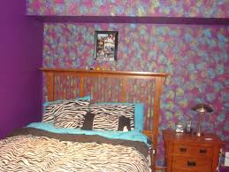 girls first bed this is my legit bedroom i painted the wall purple first and then