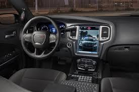 2016 dodge charger enforcer builds cop computer functionality into