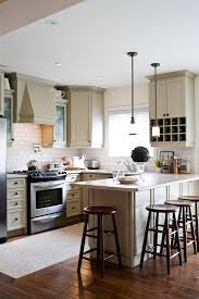 Kitchen Ideas White Cabinets Small Kitchens Best 25 Small Kitchens With Peninsulas Ideas Only On Pinterest