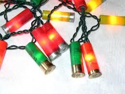 shotgun shell christmas lights shotgun shell christmas lights zelenbor