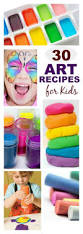 art and craft recipes for kids growing a jeweled rose