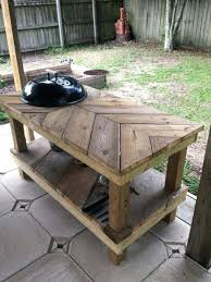 diy grill table plans outdoor wood grill diy barbecue grill table outdoor wood grill plans