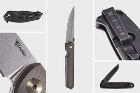 best chef knife in the world 15 best edc pocket knives over 100 hiconsumption