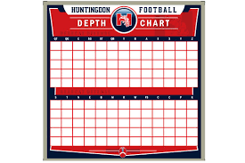 Football Depth Chart Template Excel Hockey Roster Template Arizona Basketball Schedule Template Free