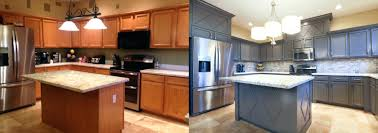 updating oak kitchen cabinets how to refinish wood kitchen cabinets without stripping refacing