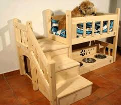 elevated dog bed with stairs designs innovative elevated dog bed