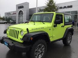 jeep wrangler rubicon colors jeep wrangler in wasilla ak lithia chrysler jeep dodge ram of