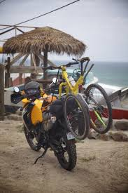 motocross bike rack bike on a bike u2013 baja on a krl650
