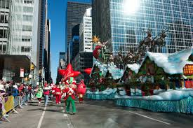 top fall events in new york city thanksgiving day parade fashion