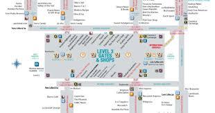 san jose airport gate map atl terminal map atlanta hartsfield jackson atlanta international