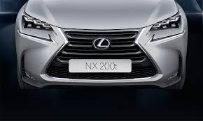 lexus nx 200t price in bangladesh genuine lexus nx front chrome garnish pzd3878002 ebay
