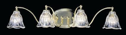 polished brass bathroom vanity light fixtures lighting designs