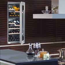best built in wine coolers kitchen and home bar appliances single