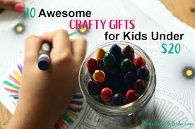 10 awesome crafty gifts for 20 projects with