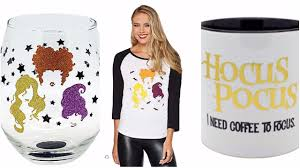 there u0027s a hocus pocus halloween line and you u0027re going to want