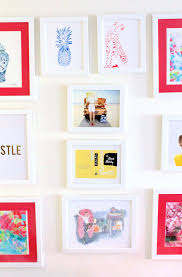 Gallery Art Wall Kate Spade Art Prints Design Darling