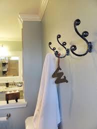 bathroom towel hooks ideas 39 best the towel bar vs the hook images on bathroom