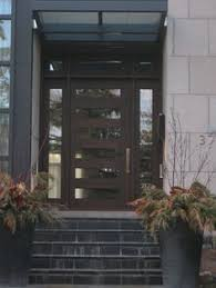 double front entry doors entry contemporary with concrete patio