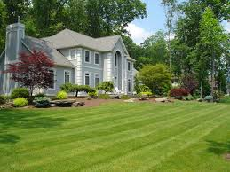 Landscaping Ideas For Front Of House by Landscape Photos Gallery U2013 Mf Landscape U0026 Design