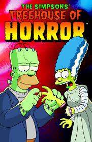Simpsons Treehouse Of Horror I - jul110925 simpsons treehouse of horror 17 previews world