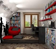 deko für jugendzimmer jugendzimmer ideen deko junge dachschräge musikfan die farben