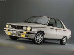 renault alliance 1986 renault 9 turbo 1985 pictures information u0026 specs