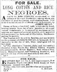 history of black friday slavery the weeping time u0027 a sad chapter in georgia history
