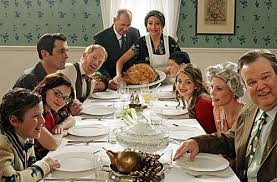 i m glad i don t a stereotypical tv family this thanksgiving