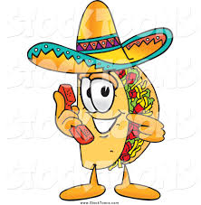 cartoon sombrero royalty free calling stock cartoon designs