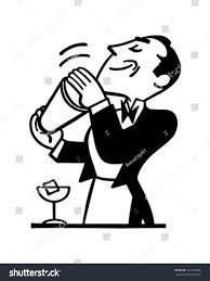 cocktail party clipart